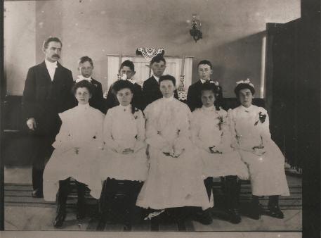 1904 Confirmation Class