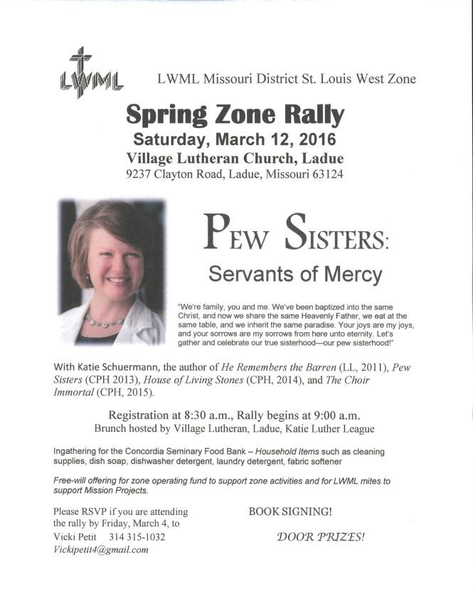 LWML Rally