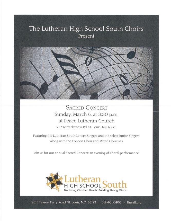 Concert Poster 1