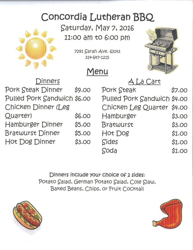 BBQ flyer May 7