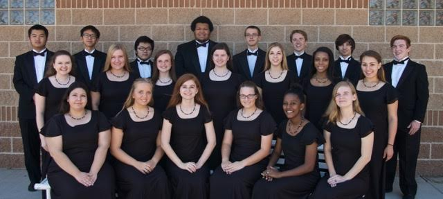 LHSS Choir 2016