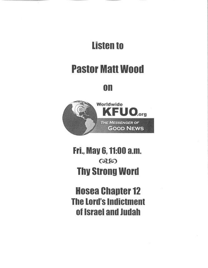 KFUO poster
