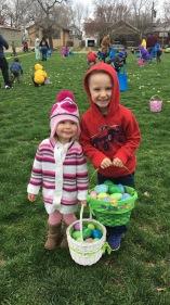 Baskets full of eggsellent treasures!