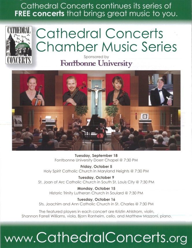 Cathedral Concert Series