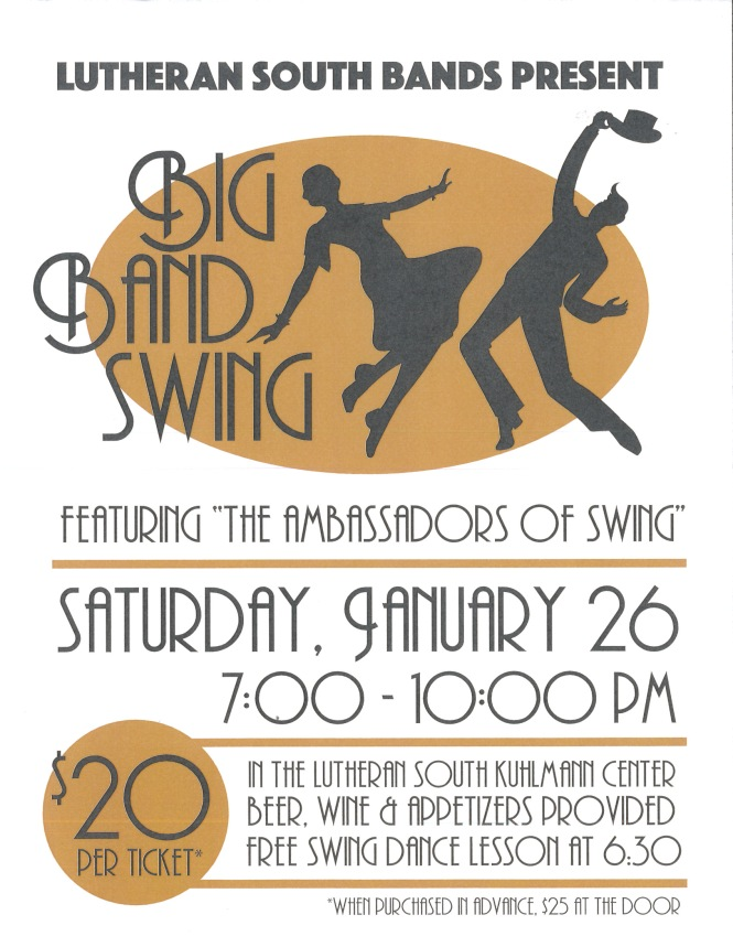 lutherhighschoolsouth big band swing